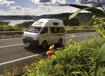 Cheapa Campa wohnmobil campervan in Australien mieten relocation
