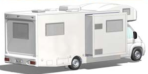 Apollo Slider Luxuswohnmobil Australien