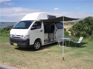 fahrzeugbeschreibung camper und wohnmobile australien. Black Bedroom Furniture Sets. Home Design Ideas